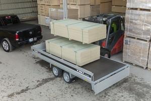 CP400-DRB/DROP/3500kg [Bildene er illustrerende, og tilhengere kan inneholde ekstra utstyr]