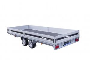 CP500-DRB/DROP/3500kg [Bildene er illustrerende, og tilhengere kan inneholde ekstra utstyr]