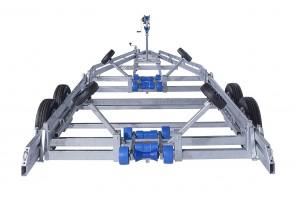 BB2000 Opplagshenger [Bildene er illustrerende, og tilhengere kan inneholde ekstra utstyr]