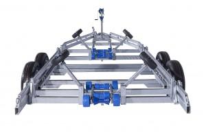 BB2700-R Opplagshenger [Bildene er illustrerende, og tilhengere kan inneholde ekstra utstyr]