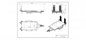 TP365-DRB   [Bildene er illustrerende, og tilhengere kan inneholde ekstra utstyr]