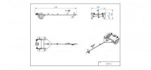 BE600-L   [Bildene er illustrerende, og tilhengere kan inneholde ekstra utstyr]
