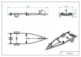 BB1500-A Opplagshenger  [Bildene er illustrerende, og tilhengere kan inneholde ekstra utstyr]