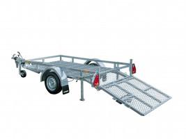 TP250-RB/1800kg [Bildene er illustrerende, og tilhengere kan inneholde ekstra utstyr]