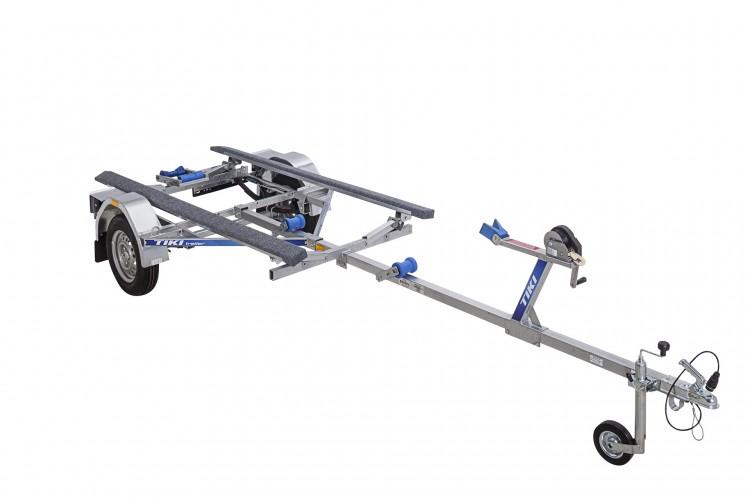BE600-L Med skinner [Bildene er illustrerende, og tilhengere kan inneholde ekstra utstyr]