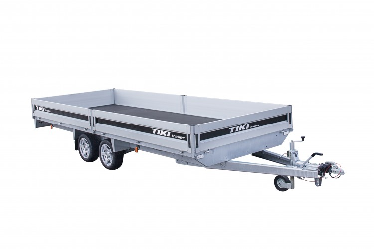 CP600-DRB/DROP/WIDE/3500kg [Bildene er illustrerende, og tilhengere kan inneholde ekstra utstyr]